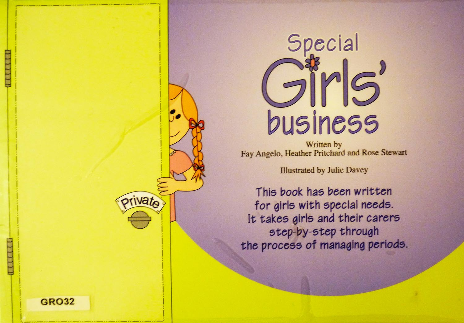 special girls business