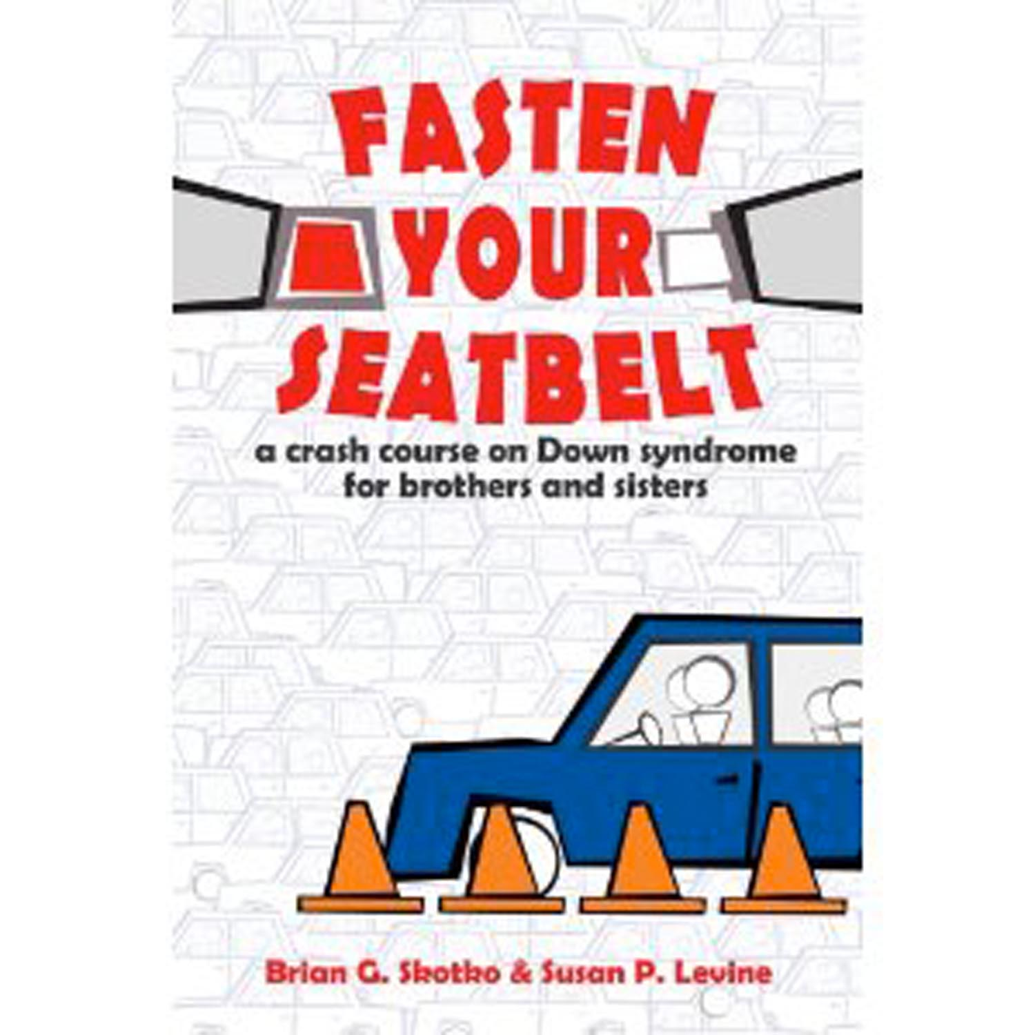 Fasten Your Seatbelt - A Crash Course on Down syndrome for brothers and sisters Image