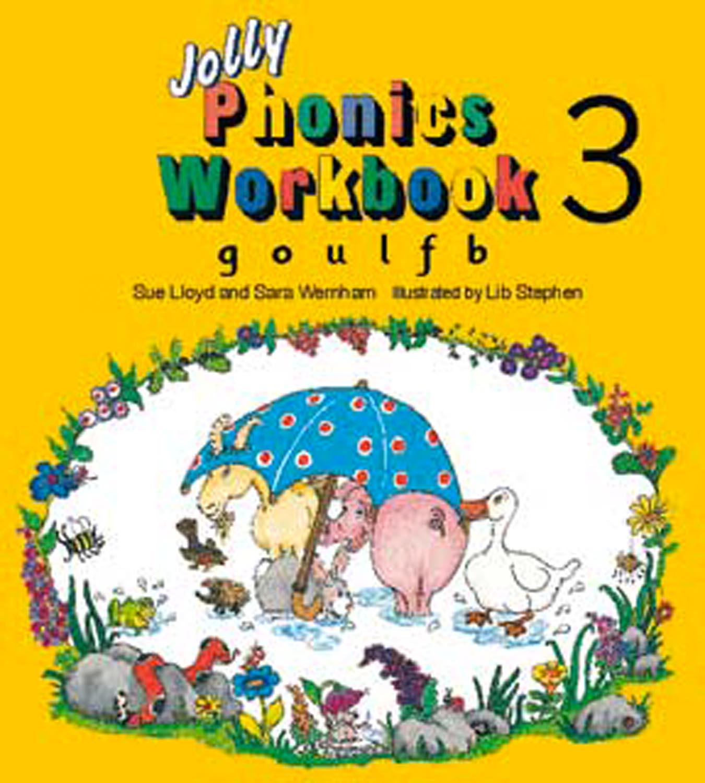 Jolly Phonics – Pack 3