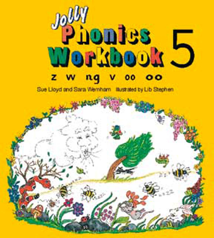 Jolly Phonics – Pack 5