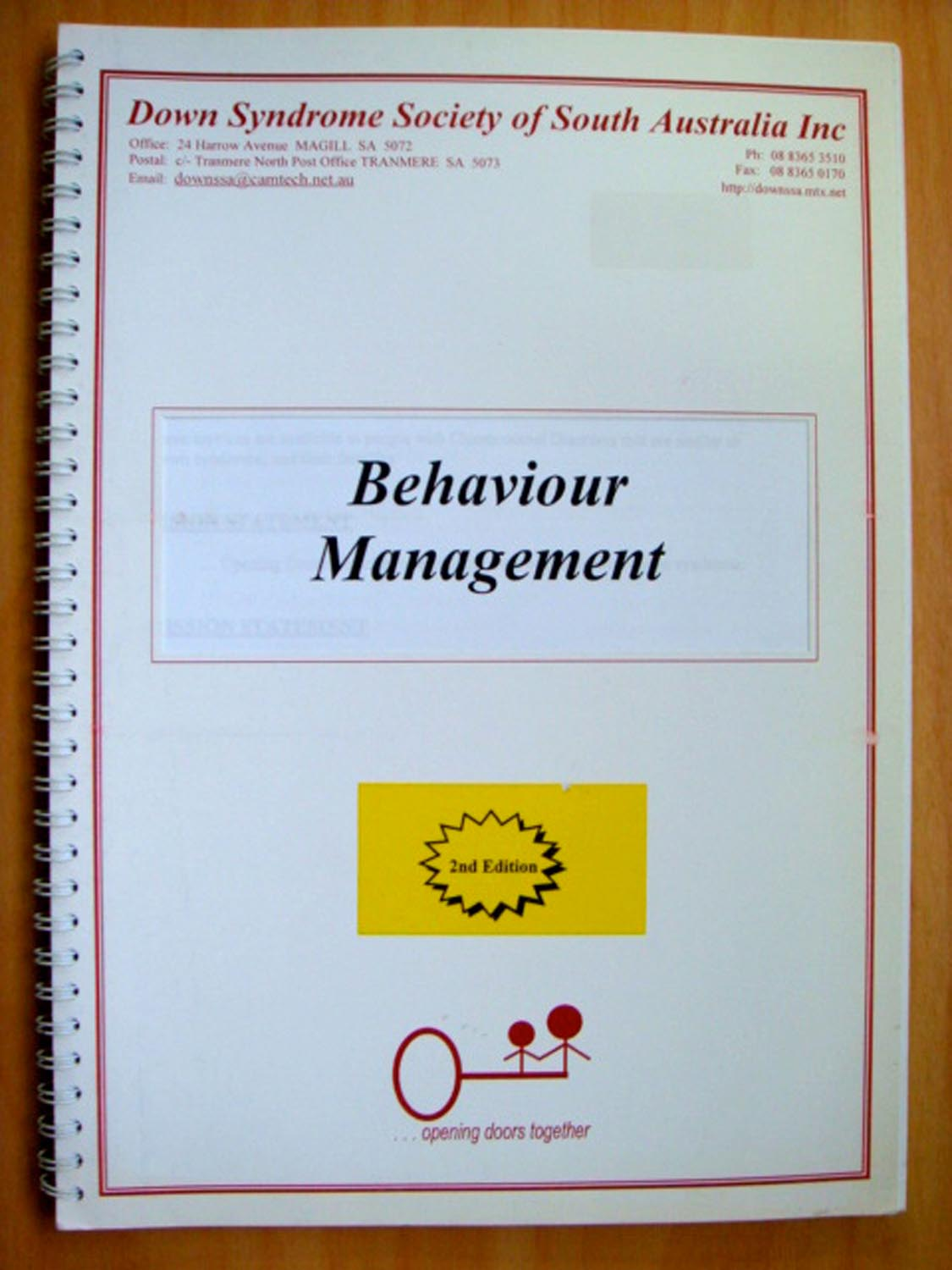Behaviour Management Image