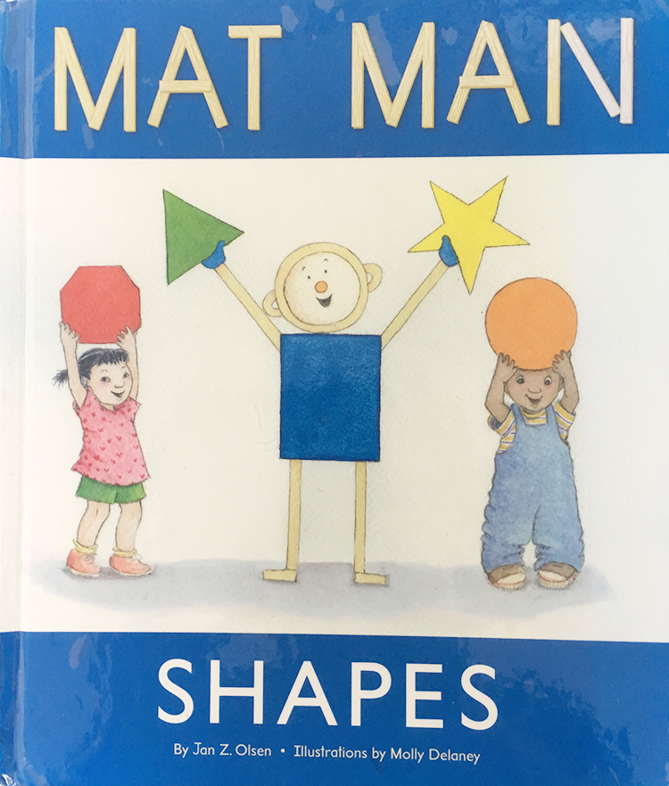 Mat Man book