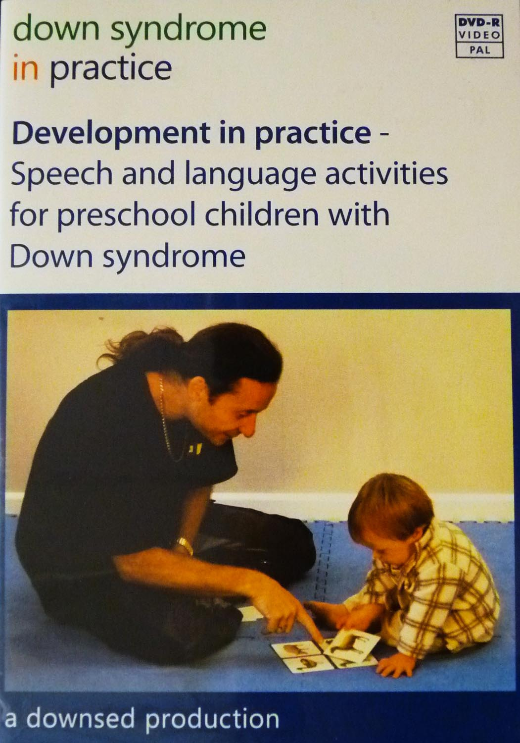 Development in practice – Speech and language activities for preschool children with Down syndrome Image