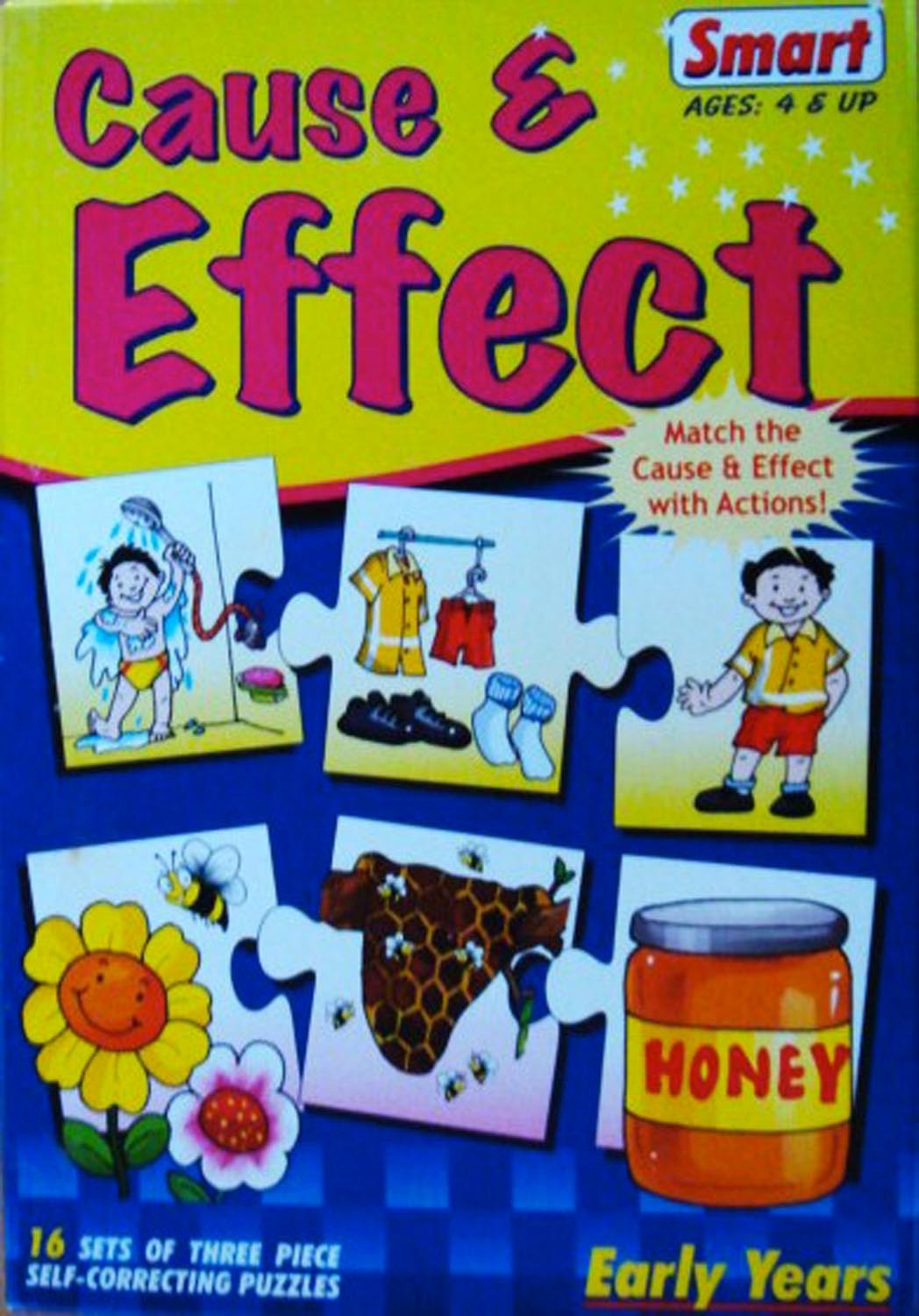 Cause And Effect Puzzles Image