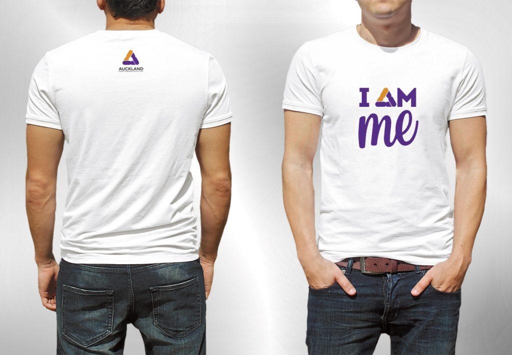 I AM ME t-shirts