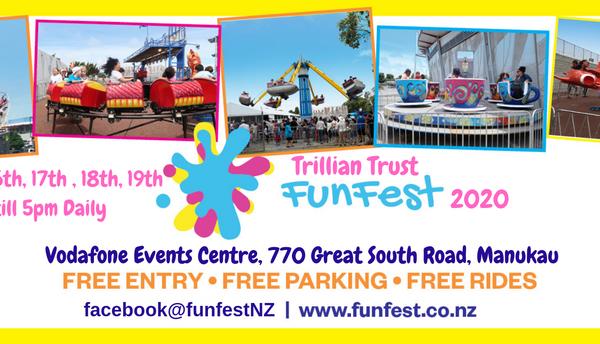 FUNFEST 2020 VIP DAY