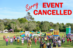 BUDDY WALK IS CANCELLED