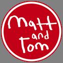 Matt and Tom logo