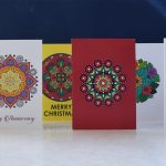 Six greeting cards with original poetry